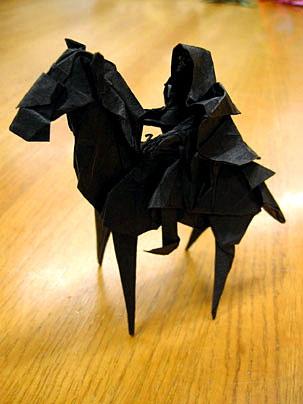Origami de um Nazgûl